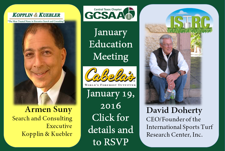 January Education Event – Thanks to all who participated!