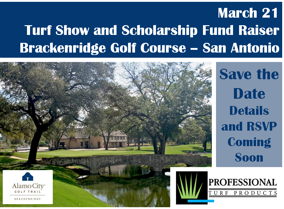March Turf Show – Save The Date