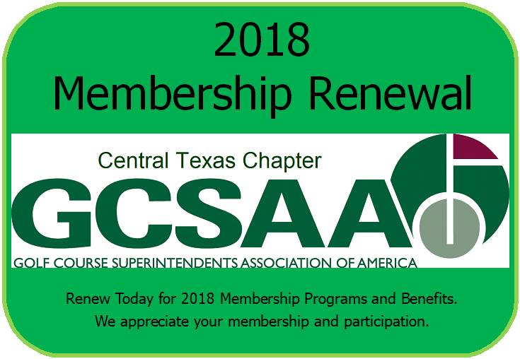 happy new year central texas gcsa members
